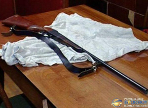 В Ростовской области экс-сотрудник ГИБДД застрелился после ссоры с женой