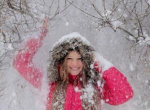 Сильный снегопад обрушится на головы жителей Ростова в последний день рабочей недели