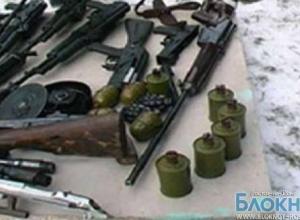 В Ростовской области нашли схрон оружия, принадлежащий члену ОПГ «Олимп»