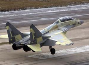 В Ростовскую область к границе с Украиной переброшена эскадрилья истребителей Миг-29