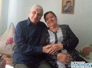 В Ростовской области ветеран Великой Отечественной войны отпразднует кожаную свадьбу