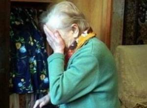 Нуждавшаяся в деньгах женщина обворовала свою мать-пенсионерку в Ростовской области