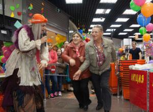 В Ростове выберут счастливого обладателя подарка «Галамарт»