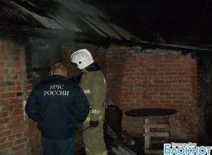 Трое детей погибли на пожаре в Шахтах