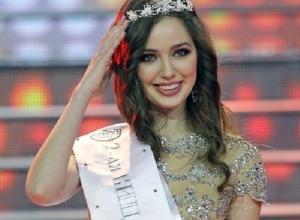 На конкурсе красоты «Мисс Мира-2014» Россию представит дончанка Анастасия Костенко