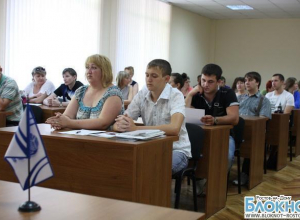 В Ростовском филиале МГТУ ГА прошел день открытых дверей