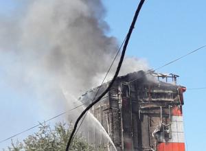 Два ростовчанина сгорели заживо при крупном пожаре в бизнес-отеле