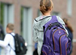 Худенькая голубоглазая 13-летняя девочка вышла из дома и пропала в Ростовской области