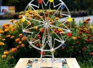 Композиция «Солнечное дерево» появится на главной аллее парка Островского в Ростове