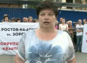 Обманутые дольщики ЖК «Благодатный» умоляют Путина спасти их от жизни на улице
