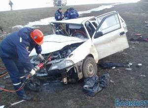 В ДТП на трассе Ростов-Ставрополь 3 погибли, 4 травмированы