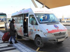 Расписание микроавтобусов между Ростовом и аэропортом «Платов» скорректируют под авиарейсы