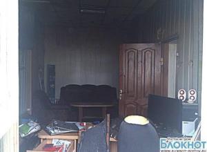 В Новочеркасске сгорело помещение территориальной избирательной комиссии