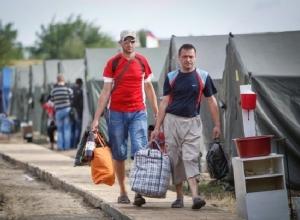 В Ростовской области работает уже более 30 пунктов временного размещения украинских беженцев