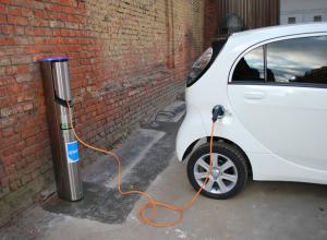 Объявили об открытии заправки для электромобилей в Ростовской области