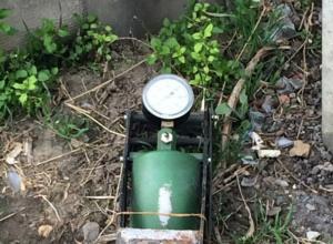 «Бомба» в зеленом насосе повеселила жителей Ростова