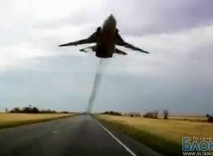 Бомбардировщик СУ-24 не нарушил закон, пролетев над автотрассой