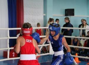 Детская спортивная школа №8 провела соревнования по боксу со спортсменами из Германии