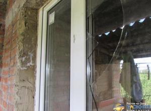 Украинский снаряд разорвался рядом с жилым домом в хуторе Новоровенецкий Ростовской области