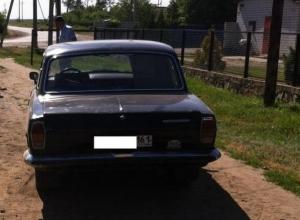 В Ростовской области водитель «Волги», двигаясь назад, насмерть сбил 87-летнего пенсионера