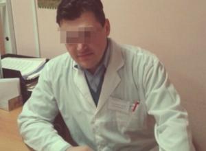 Врачи выбросили пациента умирать в центре Ростова