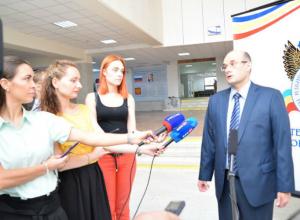 Более 10 человек претендуют на каждый мандат депутата Заксобрания Ростовской области