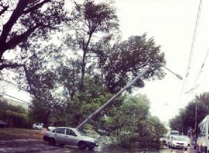 Ущерб, нанесенный стихией в Ростовской области, превышает миллиард рублей