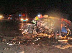 Мать с ребенком погибли в ДТП под Ростовом