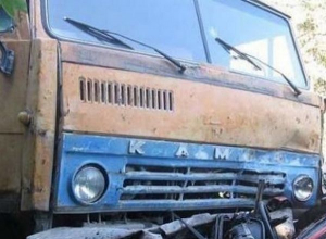 В Азове пьяный водитель КамАЗа совершил смертельное ДТП