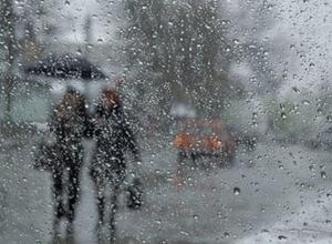 В Ростовской области в выходные ожидаются дожди, местами мокрый снег