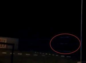 В Интернете появилось видео ночного боя вблизи Ростовской области
