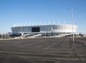 В небе, над землей и под водой будут следить за безопасностью фанатов в Ростове