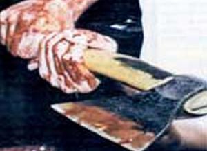 В Ленинградской области гастарбайтер зарубил 61-летнего донского атамана