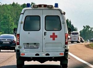 В Ростовской области в лобовом столкновении ВАЗа и «Лифана» пострадали 5 человек