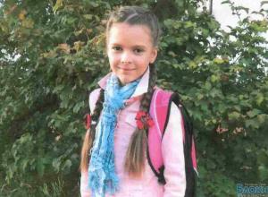 Следствие: восьмилетнюю Дашу Попову могли похитить по дороге в школу