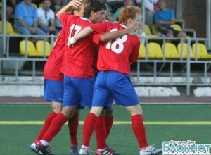 ФК СКВО одержал третью подряд победу на старте нового сезона
