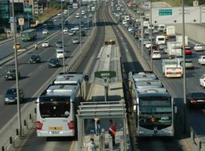 Ростовчане грезят планами избавиться от пробок с помощью метробуса