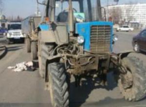 11-летний мальчик мучительно погиб под колесами трактора в Ростовской области