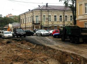 Еще больше денег выделят городские власти на реконструкцию улицы Станиславского в Ростове