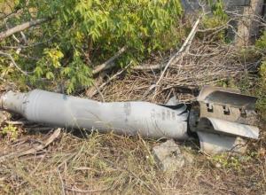 Неразорвавшийся снаряд от «Смерча» обнаружен в Ростовской области у границы с Украиной