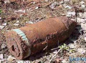 В Ростовской области нашли снаряды ВОВ