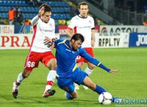«Ростов» разгромил «Амкар» в домашнем матче