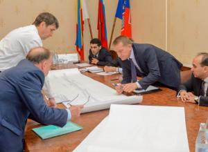 В Ростове в микрорайоне «Суворовский» построят четырехполосную автодорогу