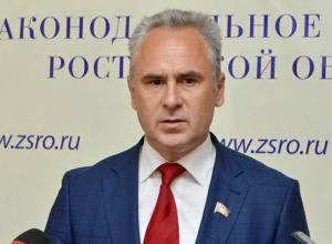Немедленной отставки депутата Заксобрания Евгения Бессонова потребовали обманутые дольщики Ростова