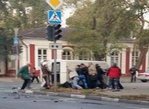 Экс-сотрудница полиции, устроившая ДТП в Азове, находится под домашним арестом