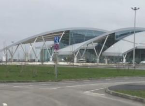 Путь обычной маршрутки до аэропорта «Платов» снял на видео ростовский автоблогер