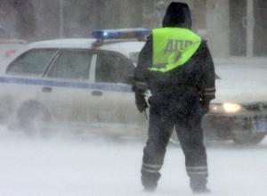 Автовладельцев Ростова предупредили о сложных погодных условиях на дорогах