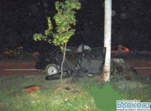 В Таганроге «десятка» с питерскими номерами попала в ДТП: 2 человека погибли, 1 травмирован