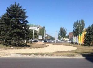 С 1 октября ограничат движение по площади Гагарина