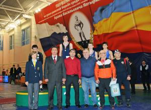 Донские борцы завоевали семь медалей на первенстве России